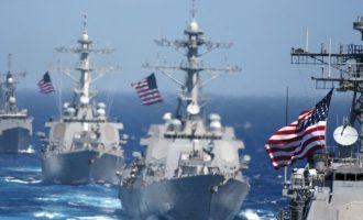 Μαρκ Π. Φίτζεραλντ: Να ενισχυθεί η παρουσία του Αμερικανικού Στόλου στην Αν. Μεσόγειο