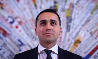 Λούιτζι Ντι Μάιο: Οι εφημερίδες «μολύνουν τη δημόσια συζήτηση»