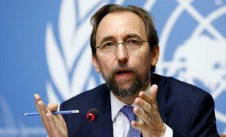 Πυρ και μανία ο Ύπατος Αρμοστής του ΟΗΕ με το Συμβούλιο Ασφαλείας στο θέμα της Συρίας