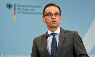 Να παραμείνουμε σε διάλογο με Πούτιν και Ρωσία, λέει ο Γερμανός υπουργός Εξωτερικών