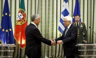 Παυλόπουλος: Ο λαϊκισμός επιχειρεί να υπονομεύσει το ευρωπαϊκό οικοδόμημα