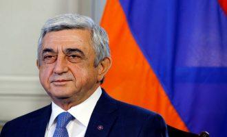 Ολική ρήξη: O πρόεδρος της Αρμενίας ακύρωσε τη συμφωνία ειρήνης με την Τουρκία