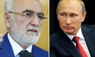 Ο Σαββίδης ζήτησε από τον Πούτιν να μεσολαβήσει για την απελευθέρωση των δύο Ελλήνων στρατιωτικών