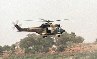Σενεγάλη: 6 νεκροί και 14 τραυματίες σε συντριβή στρατιωτικού ελικοπτέρου