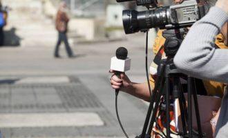 Τετράωρη στάση εργασίας στα κανάλια για το «μαύρο» στο Mega
