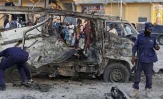 Τέσσερις νεκροί σε επίθεση με παγιδευμένο αυτοκίνητο στο Μογκαντίσου της Σομαλίας