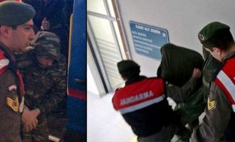 """""""Καθαρά"""" τα κινητά των δύο στρατιωτικών λέει και ο Έλληνας εμπειρογνώμονας"""