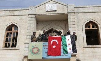 Βερολίνο: Αυξάνει η ανησυχία μας για τις τουρκικές επιχειρήσεις στην Εφρίν