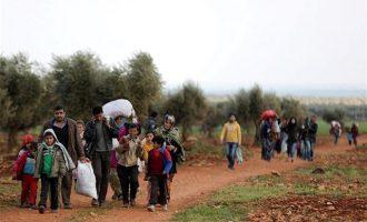 Τουλάχιστον 7.000 άμαχοι εγκατέλειψαν την Ανατολική Γούτα