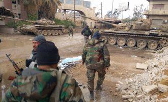 Κρεμλίνο: Χτυπήθηκαν Ρώσοι στρατιώτες στη Συρία – Δέχθηκαν επιθέσεις από την τουρκική ζώνη