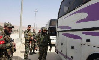 Συριακός στρατός και Αχράρ Αλ Σαμ αντάλλαξαν αιχμαλώτους στην Ανατολική Γούτα