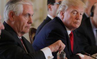 Ο Ρεξ Τίλερσον απομακρύνθηκε λόγω Ιράν – Τι δήλωσε ο Ντόναλντ Τραμπ