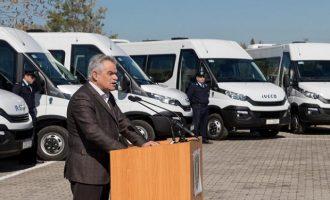 """""""Δυναμώνει"""" η ΕΛ.ΑΣ. και ενισχύεται με 22 νέα οχήματα – Η δέσμευση Τόσκα"""