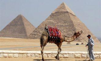 Παρά τους τζιχαντιστές στο Σινά 50% πάνω ο τουρισμός στην Αίγυπτο