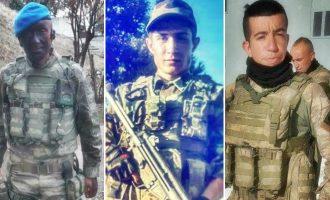 Ισχυρή έκρηξη στην Εφρίν σκότωσε τρεις Τούρκους στρατιώτες
