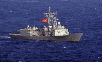 Προκαλεί ξανά η Τουρκία: Δεσμεύει περιοχή γύρω από το Καστελόριζο