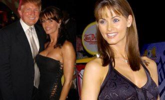 Η άλλη ερωμένη του Τραμπ λέει: «Είναι εξαιρετικά γλυκός, χαρισματικός και μου φέρθηκε σαν πόρνη»