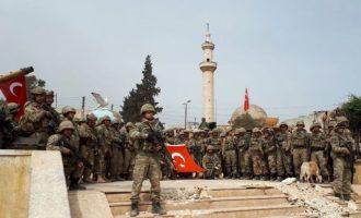 Έκθεση του ΟΗΕ διαπίστωσε εγκλήματα πολέμου της Τουρκίας στον κουρδικό θύλακα της Εφρίν