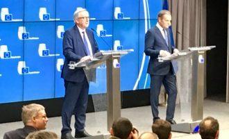 Ντόναλντ Τουσκ: Τη Δευτέρα στη Βάρνα «δεν θα είναι εύκολη συνάντηση» με τον Ερντογάν