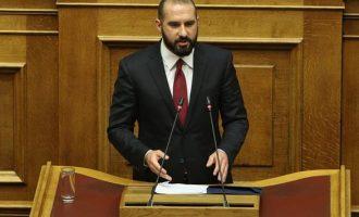 Tζανακόπουλος: Δεν θέλετε την αλήθεια, αλλά να δημιουργήσετε τρομοκρατία στους μάρτυρες της Novartis