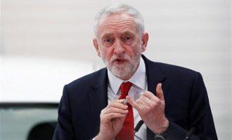 Για αντισημιτισμό κατηγορούν τον Κόρμπιν εβραϊκές οργανώσεις στη Βρετανία