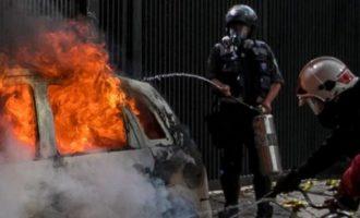 Τουλάχιστον 68 νεκροί από πυρκαγιά στα κρατητήρια αρχηγείου αστυνομίας στη Βενεζουέλα