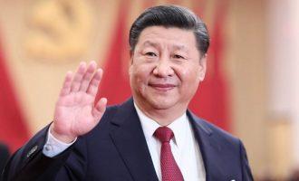 Πρόεδρος της Κίνας επανεξελέγη ο Σι Τζινπίνγκ