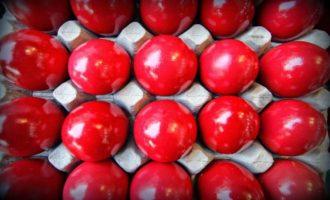 Γιατί βάφουμε κόκκινα αβγά τη Μεγάλη Πέμπτη