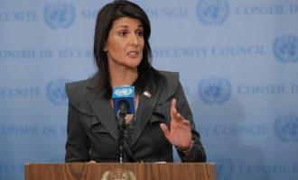 ΗΠΑ: Θα ανταποδώσουμε το χτύπημα στη Συρία – «Σφαγή» με τη Ρωσία στον ΟΗΕ