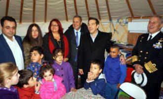 Τι είπε η δήμαρχος Τήλου για την επίσκεψη Τσίπρα-Μπαζιάνα το Πάσχα
