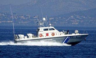 «Καμία προσπάθεια εμβολισμού σκάφους από τουρκική ακταιωρό» λέει το Λιμενικό