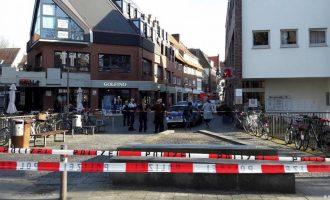 DW: O δράστης της πολύνεκρης επίθεσης στο Μίνστερ είναι Γερμανός με ψυχολογικά προβλήματα