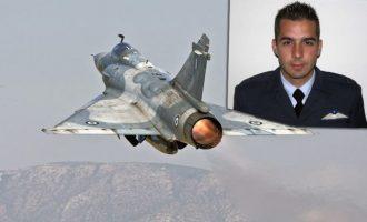 """Στα χέρια της Πολεμικής Αεροπορίας το """"μαύρο κουτί"""" του μοιραίου Mirage"""
