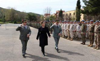 Υπουργός Άμυνας Αλβανίας: Είμαστε η πιο αφοσιωμένη χώρα στο ΝΑΤΟ
