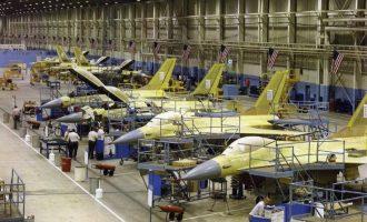 Η Κίνα απειλεί με κυρώσεις αμερικανικές εταιρείες εάν η Ταϊβάν αγοράσει F-16