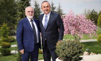 Γιατί ο Ιβάν Σαββίδης συνάντησε Τσαβούσογλου στην Άγκυρα
