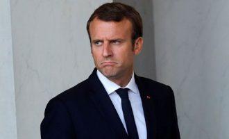 Καταρρέει η δημοτικότητα του Μακρόν – Μόλις 1 στους 4 Γάλλους ικανοποιημένος