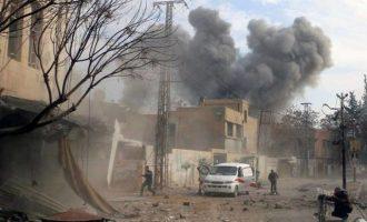 Ρώσος Συνταγματάρχης: Η Συρία κατέρριψε 46 πυραύλους που εκτόξευσαν οι ΗΠΑ