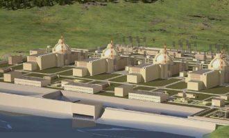 Η Ευρωπαϊκή Επιτροπή ανησυχεί για τον πυρηνικό σταθμό που φτιάχνουν οι Τούρκοι με τους Ρώσους