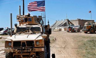 Οι Αμερικανοί διαμήνυσαν πως μια τουρκική εισβολή ανατολικά του Ευφράτη θα θεωρηθεί επίθεση κατά των ΗΠΑ