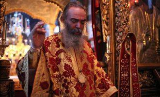 Ο μητροπολίτης Αδριανουπόλεως θα επισκεφθεί το Πάσχα τους 2 Έλληνες στρατιωτικούς