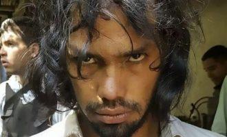 Συνελήφθη κανίβαλος ζωγράφος – Έτρωγε ένα μέρος των θυμάτων του και ζωγράφιζε με το αίμα τους