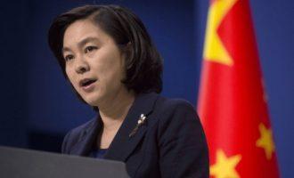ΥΠΕΞ Κίνας: Υπέρ μιας πολιτικής λύσης στη Συρία