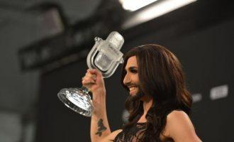 Η Κοντσίτα της Eurovision ανακοίνωσε ότι είναι φορέας του AIDS