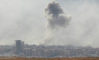 Ρωσικό ΥΠΕΞ: «Κατασκευασμένες πληροφορίες» η επίθεση με χημικά στην Ανατολική Γούτα
