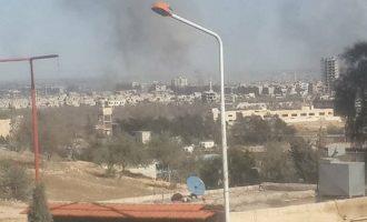 Η Ευρωπαϊκή Ένωση επιβεβαίωσε την επίθεση με χημικά αέρια στη Ντούμα της Δαμασκού