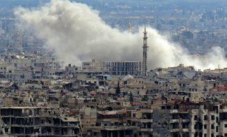Η Ρωσία διέψευσε τη χρήση χημικών όπλων κατά της Τζαΐς Αλ Ισλάμ στην Ανατολική Γούτα