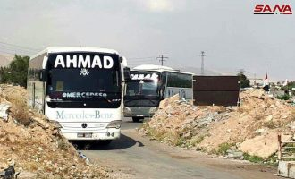 Οι τζιχαντιστές της Τζαΐς Αλ Ισλάμ θα εκκενώσουν τη Ντούμα μέσα στις επόμενες 48 ώρες