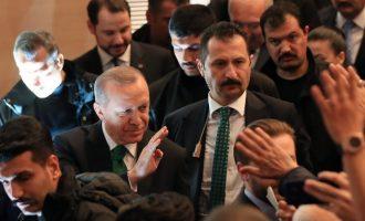 Ο Ερντογάν κατηγόρησε το Ισραήλ ως «κράτος τρομοκράτη» – Νέα επίθεση στον Νετανιάχου