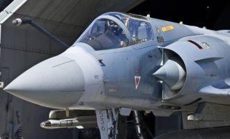 Τραγική σύμπτωση: Mirage 2000 είχε πέσει και πριν ένα χρόνο στις Σποράδες